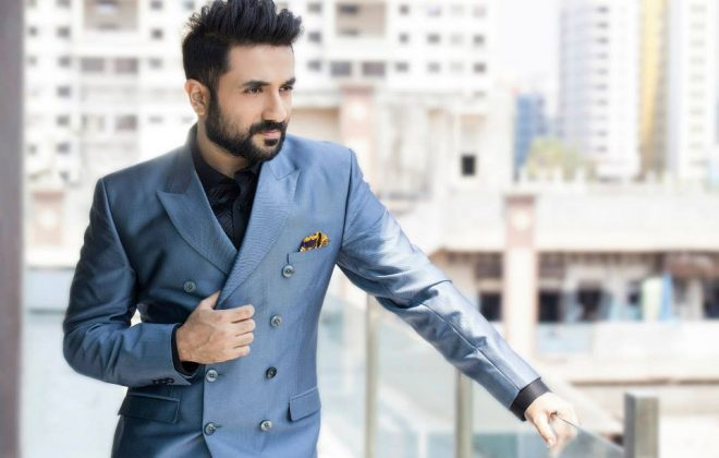 Editorial shoot with comedian and actor Vir Das styled by celebrity and editorial stylist Eshaa Amiin