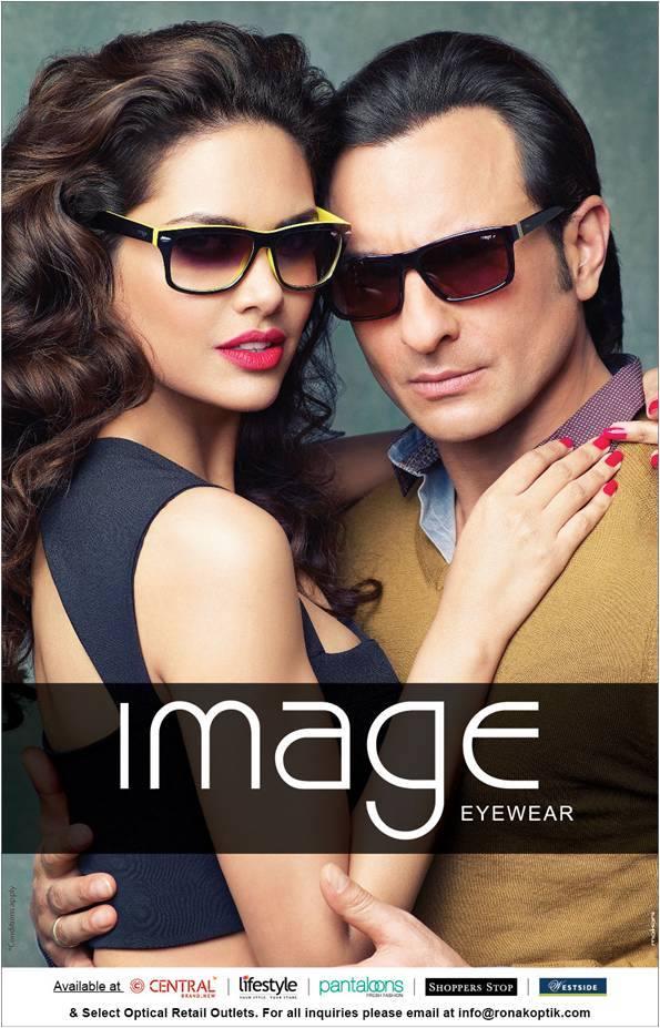 Image Eyewear with Esha Gupta