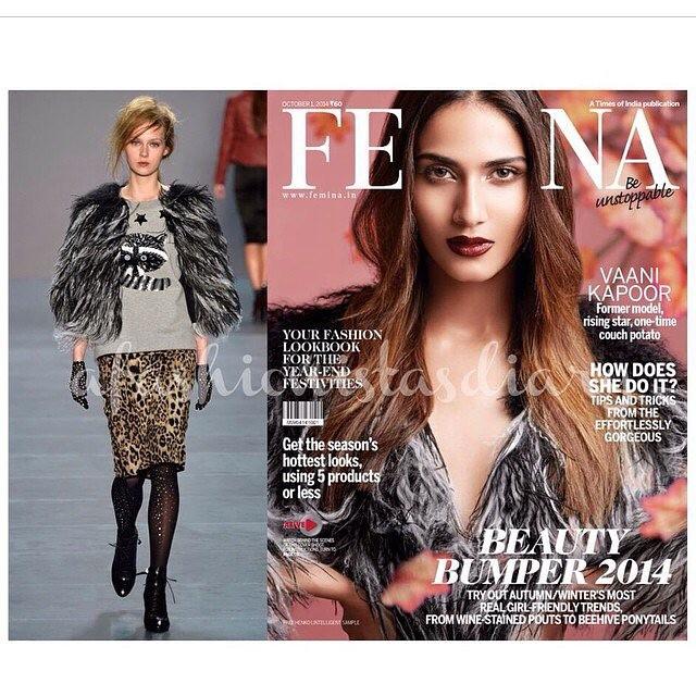 Femina Magazine| Vaani Kapoor