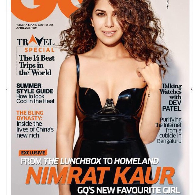 Nimrat Kaur for GQ