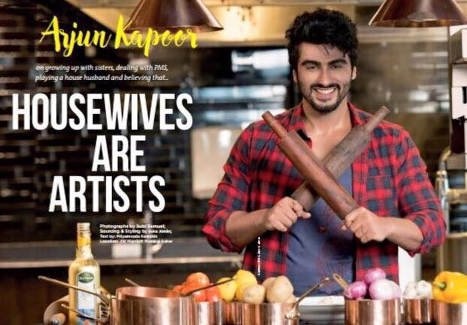 Good Housekeeping| Arjun Kapoor