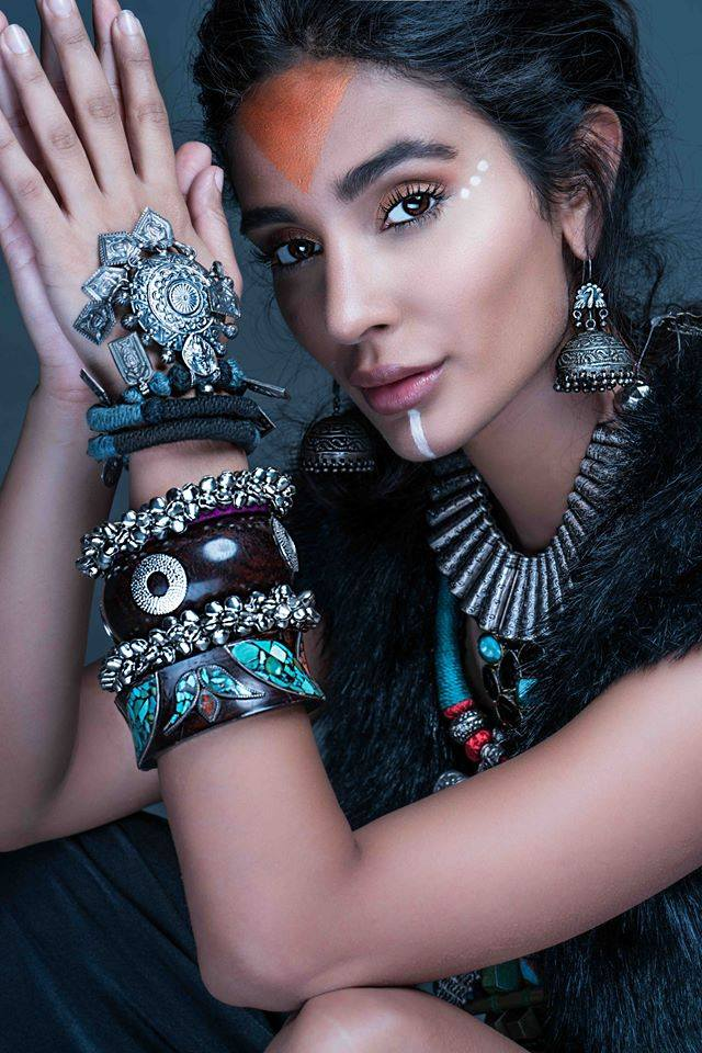 Editorial Shoot Femina Miss India Earth Alankrita Sahai