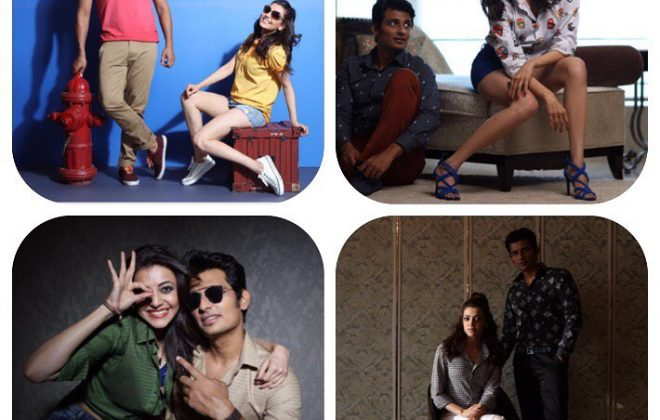 Anams| Jiiva| Kajal Aggarwal