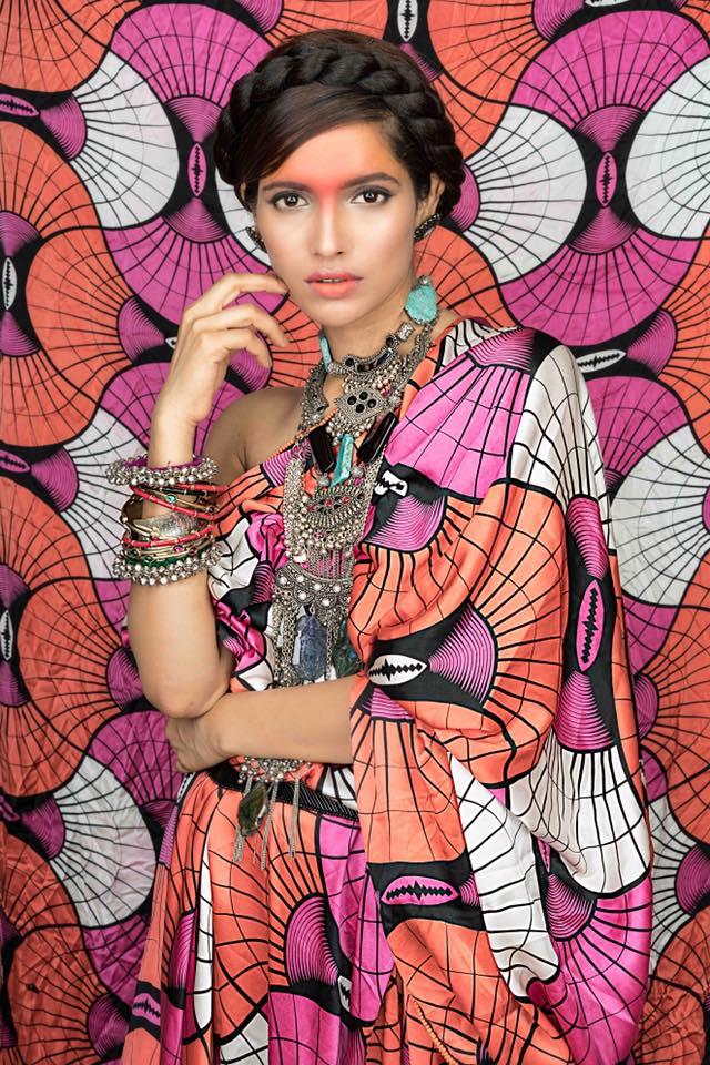 Kitsch Editorial Conceptual Shoot styled by stylist Eshaa Amiin