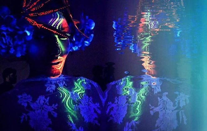 #UV magic