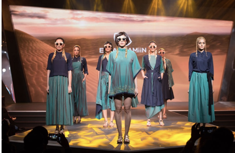 LIVA 2018| Eshaa Amiin Label