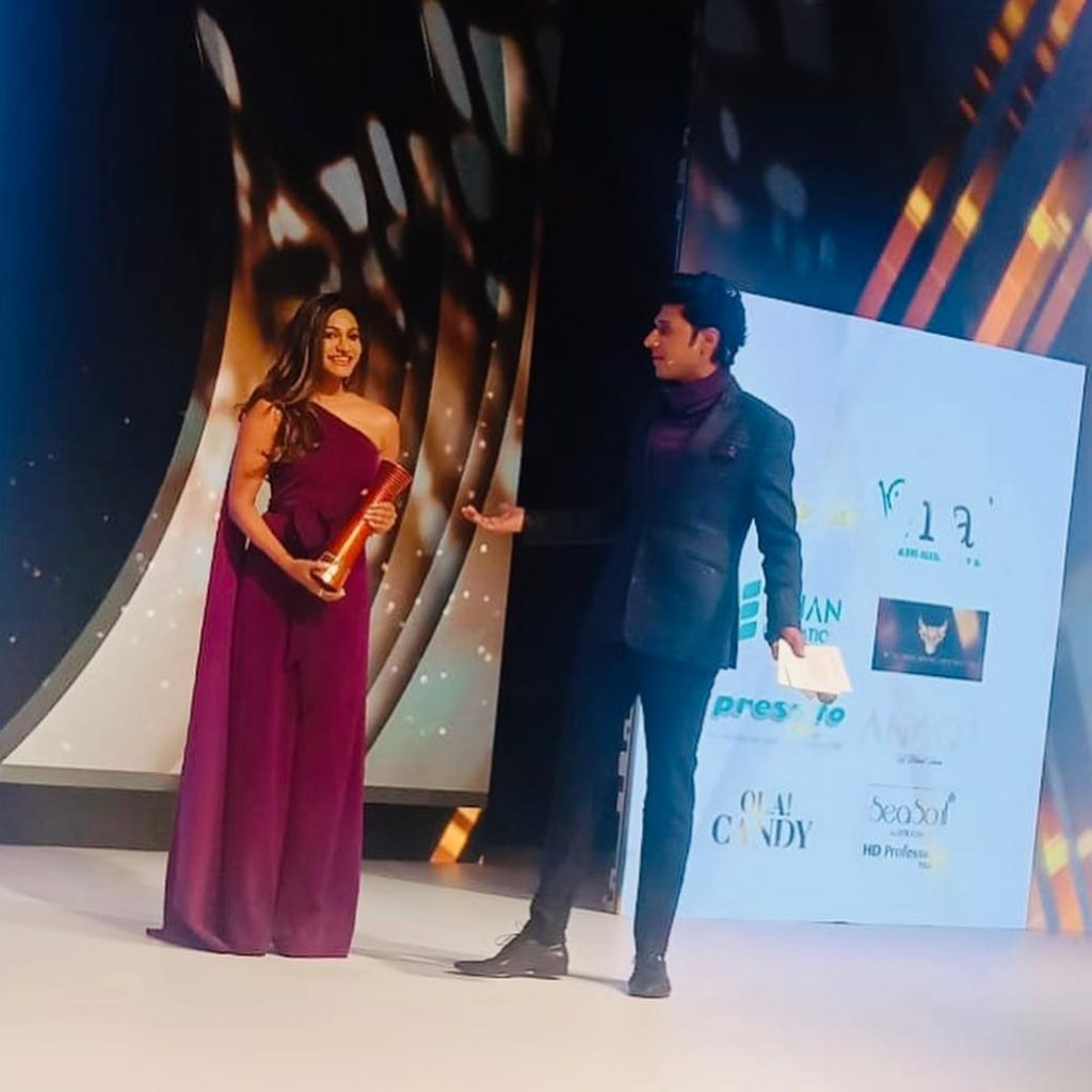 Entrepreneur of the year for innovation in fashion styling Award| Hindustan Times