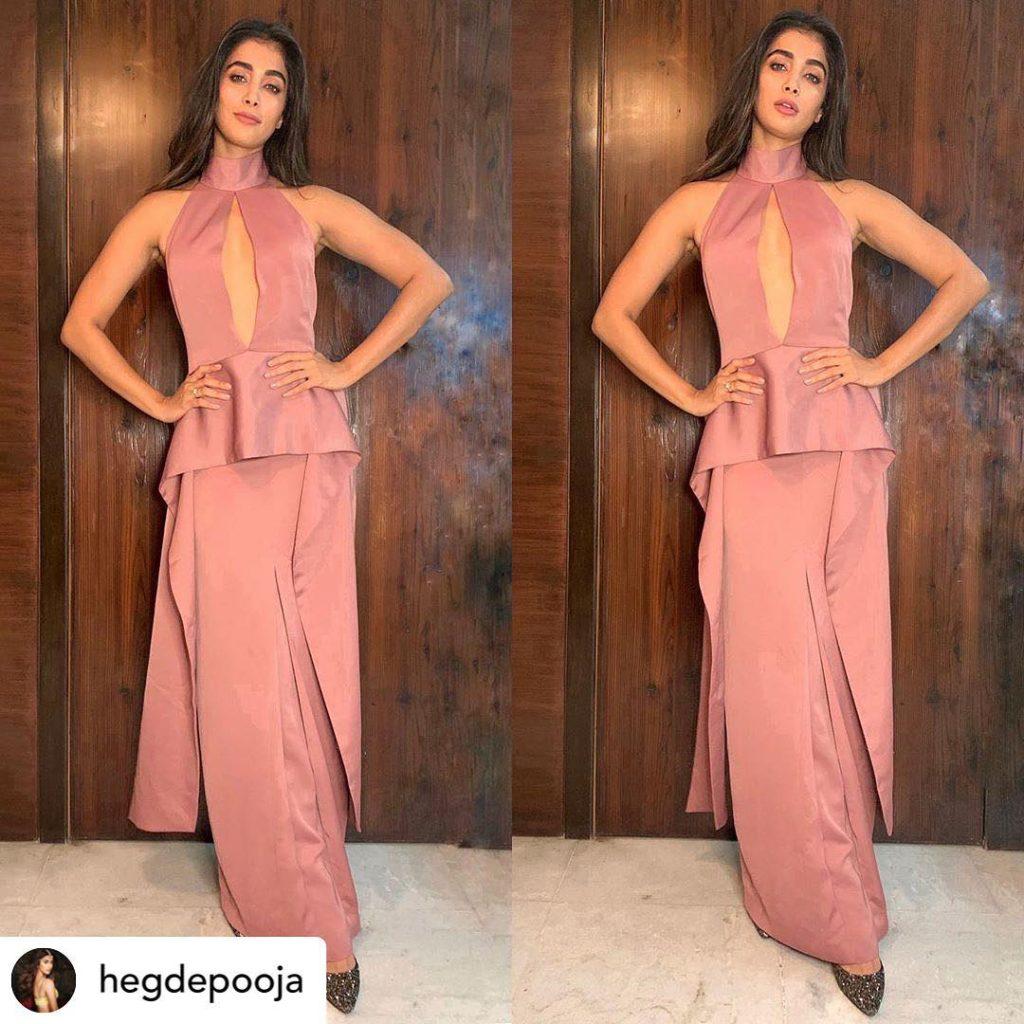 Pooja Hegde| GQ Best Dressed 2019