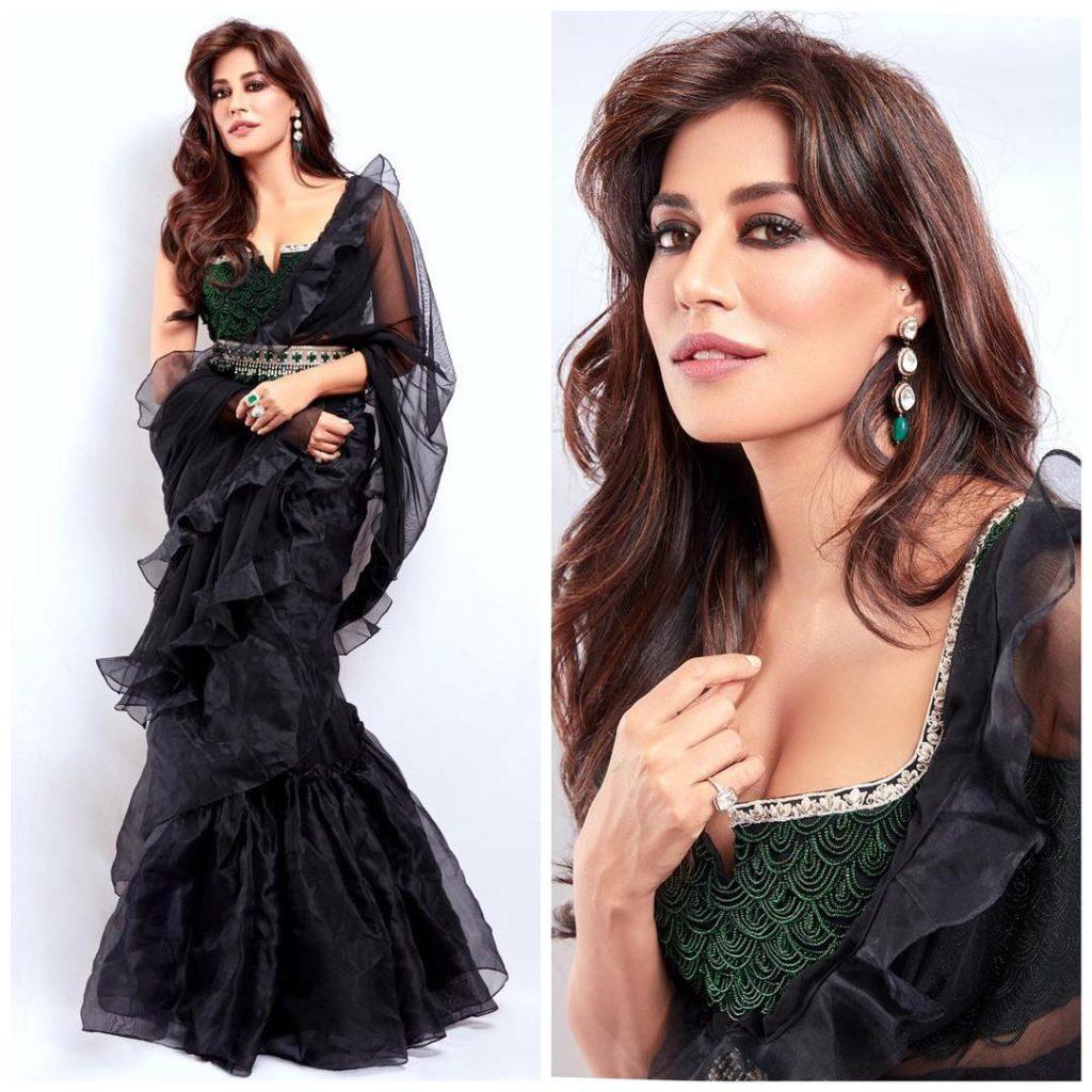 Chitrangada Singh for judging femina miss India 2019