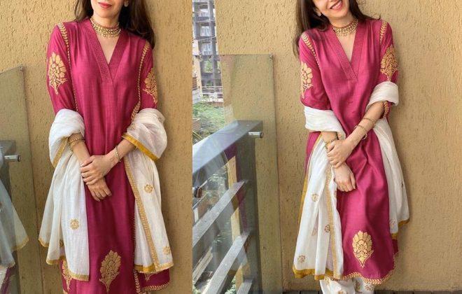 Karishma Kapoor in Payal Pratap