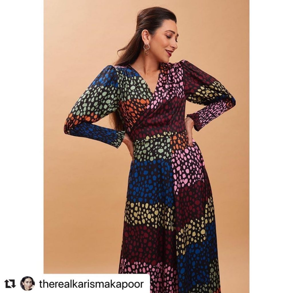 Karishma Kapoor in Never Fully Dressed