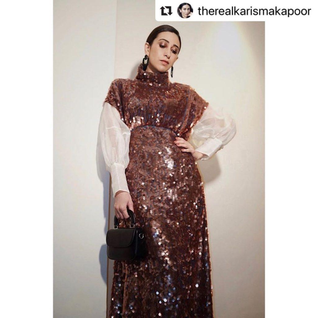 Karishma Kapoor in Dhruv Kapoor