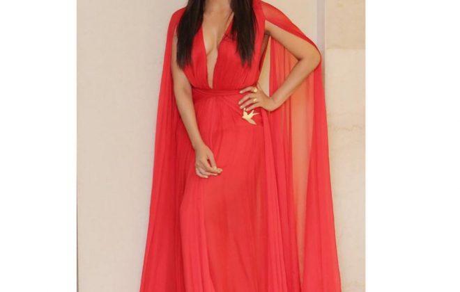 Chitrangada Singh in Manuri Clothing