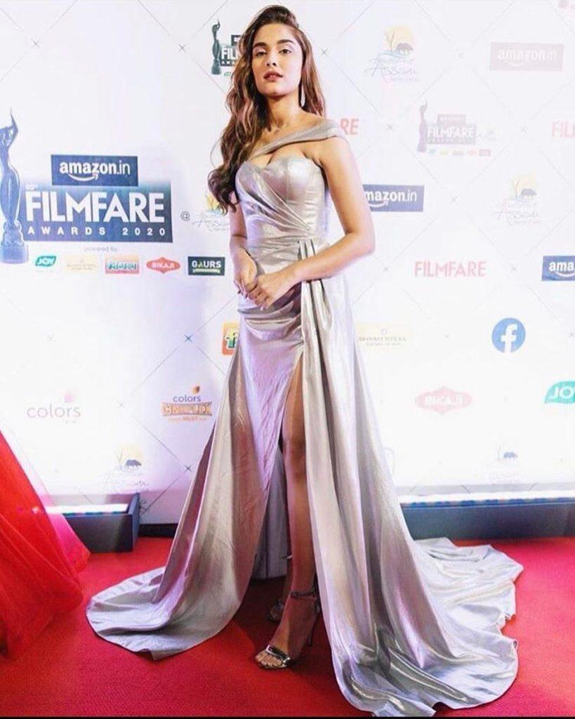 Saiee Manjrekar for Filmfare