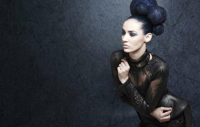 IKONIC conceptual photoshoot styled by Eshaa Amiin