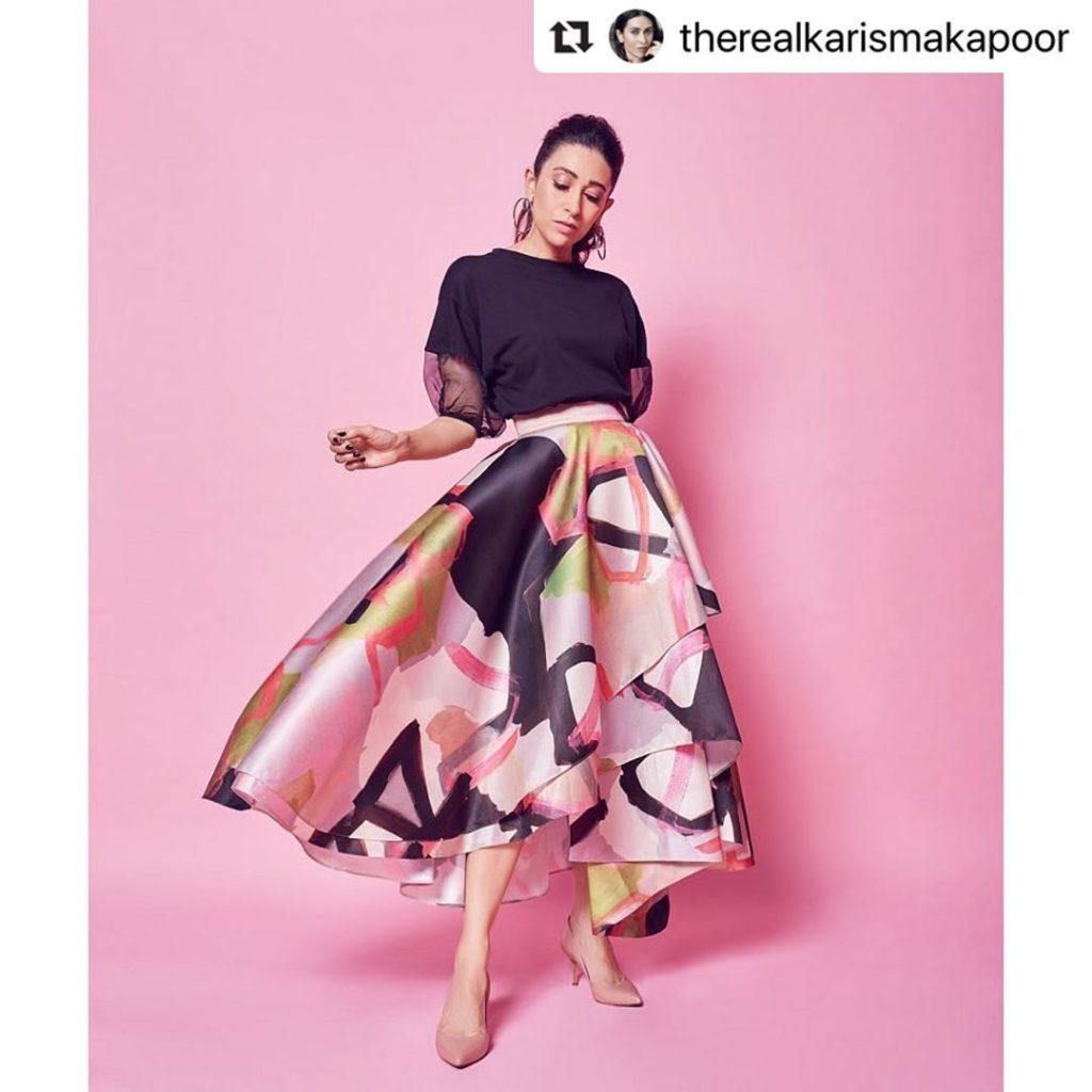 Karishma Kapoor in Kalmanovich