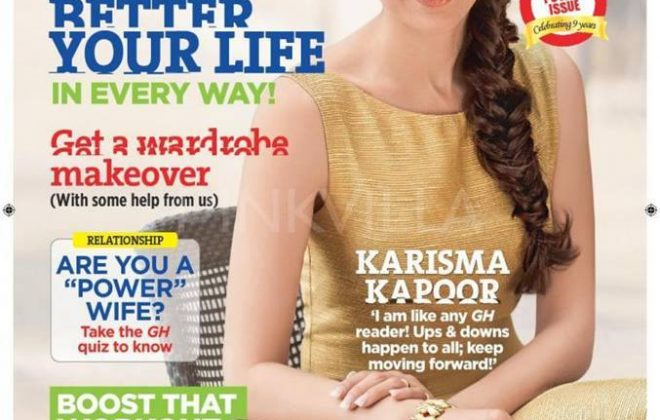 Karishma Kapoor for Good Housekeeping Magazine