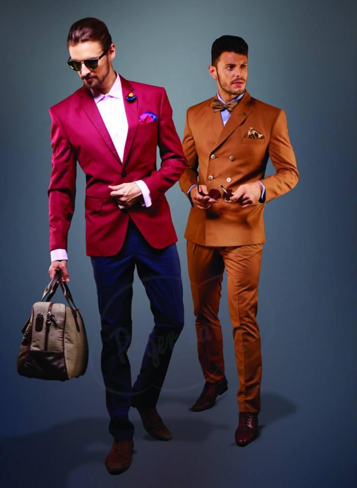 Roger la viale shoot-Italian menswear label styled by Eshaa Amiin