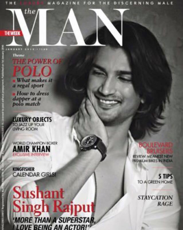 The Man| Sushant Singh Rajput