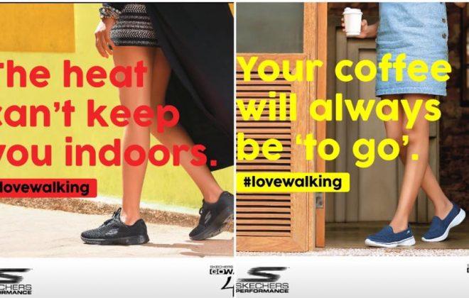 Sketcher Shoes Advertisement