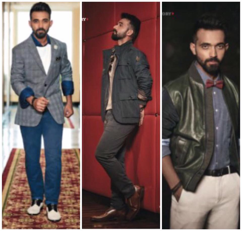 Outlook Splurge Magazine| Ajinkya Rahane