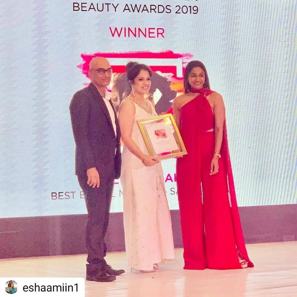 Wedding Sutra Beauty Awards 2019