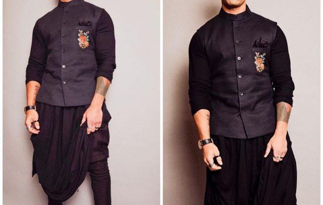 Karan Singh Grover in Studio Virtues