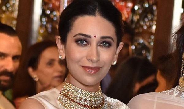 Karishma Kapoor for Esha Ambani Wedding