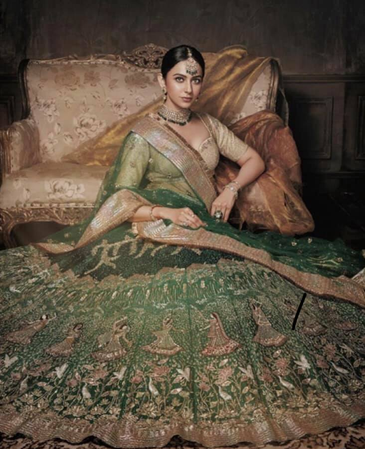 Rakul Preet Kaur for Vogue