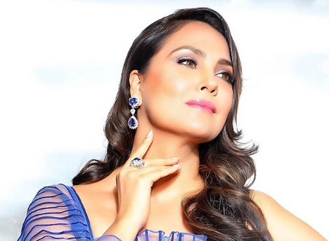Lara Dutta Bhupati in Amit Aggarwal