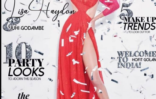 Lisa Haydon| Peacock Magazine